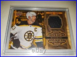 16/17 Upper Deck Tim Hortons Zdeno Chara NHL Jersey Relics Redemption Cards