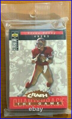 1994 Collector's Choice Crash the Game Bronze Redemption Set (30 Cards) Montana
