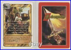 1995 Redemption Collectible Card Game Assorted Promos Emperor Augustus 2i2