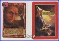 1995 Redemption Collectible Card Game b Starter Deck 275753 2i2