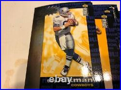 1996 Collector's Choice Crash The Game Silver Redemption 30 card complete set