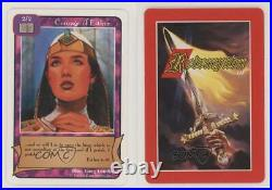 1996 Redemption Collectible Card Game Prophets Courage of Esther #COES gl9