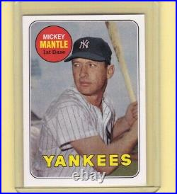 1996 Topps Yankees HOF 19 Mickey Mantle Sweepstakes Set /2500 Redemption Cards