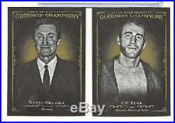 2016 UD Goodwin Champions World War II Museum Collection Relic Redemption L@@K