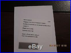 2017 IMMACULATE Redemption #'d to 10 Carbon Material Signatures BLUE Aaron Judge