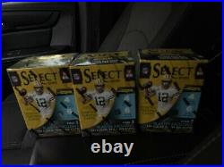 2020 Panini 1 SELECT NFL Football BLASTER BOX 24 Cards IN HAND Fast Shipping