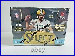 2020 Panini NEW SELECT NFL Football BLASTER BOX (24 Cards) IN HAND Sealed