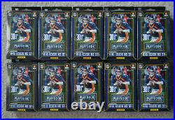 2020 Panini Playbook Football (10) Hanger Boxes In Hand 30 Cards Per Box