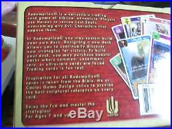Collector Edition Redemption Christian Trading Card Bible Game CCG Cactus Games