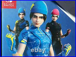 Fortnite Wildcat Code With2000 Vbucks Us Eshop Redemption Physical Card Switch Redemption Card Game Battle royale that is a part of the wildcat nintendo switch bundle. redemption card game