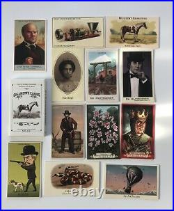 Red Dead Redemption 2 Cigarette Cards Full Set Of 12 From Collectors Edition