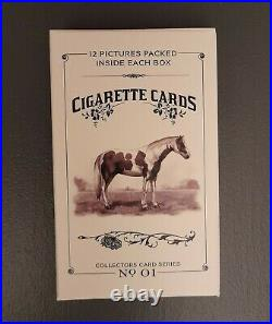 Red Dead Redemption 2 Collector's Box Cigarette Cards