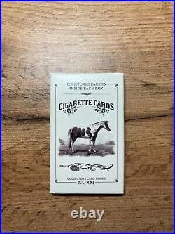 Red Dead Redemption 2 Collector's Edition 12 Cigarette Cards