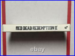 Red Dead Redemption 2 Collectors Box (Sony PS 4, 2018) Cigarette Cards. Only