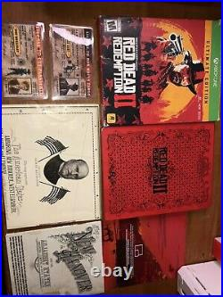 Red Dead Redemption 2 ULTIMATE EDITION Xbox One W Cards