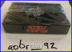 Red Dead Redemption, Playing Cards, Sealed, Unopened