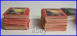 Redemption Bible Trading Card Game Cactus Game Designs Lot of 550+ Cards READ