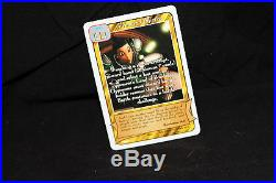 Redemption CCG Primary Objective L Ultra Rare Card Game Silver Enhancement Angel