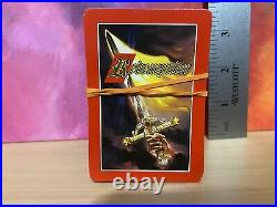 Redemption Card Deck A 1995 Christian religious bible game 89 cards
