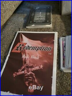 Redemption Card Game Bible Christian Cactus Game Rare Collection Lot of 650+
