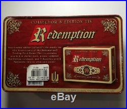 Redemption Collector's Edition Tin 10th Anniversary Edition Trading Card Game