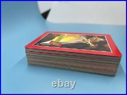 Redemption Rare, Ultra Rare, and discontinued LOT of 55 Bible Card Game