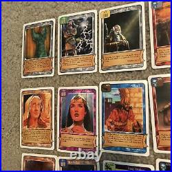Redemption Trading Card Game CCG Lot of 32 Cards