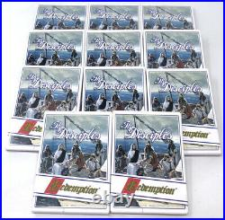 Redemption Trading Card Game LARGE Lot CCG TCG 11 Sealed Booster Packs 110 Cards