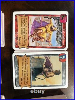 Redemption Trading Card Game TCG 472 Card Lot Cactus Games Christian Like MTG