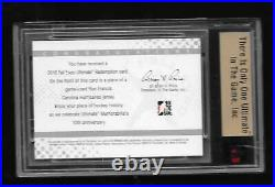 Ron Francis, Ultimate Redemption 2010 Fall Expo game used jersey card Rare 03/09