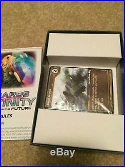 Shards of Infinity + Relics of the Future + Shadow of Salvation Cards sealed