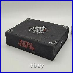 ULTRA RARE Rockstar Games Red Dead Redemption Promotional Playing Card + Dice