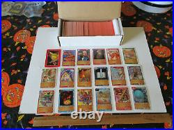 Vintage Redemption Bible Trading Card Game by Cactus Game Designs 595 Cards 1995