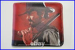 Wallet Red Dead Redemption 2 Game Coins Cards Notes Bifold