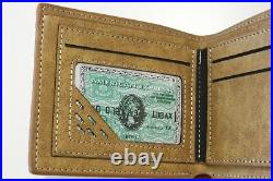Wallet Red Dead Redemption 2 Game Coins Cards Notes Trifold